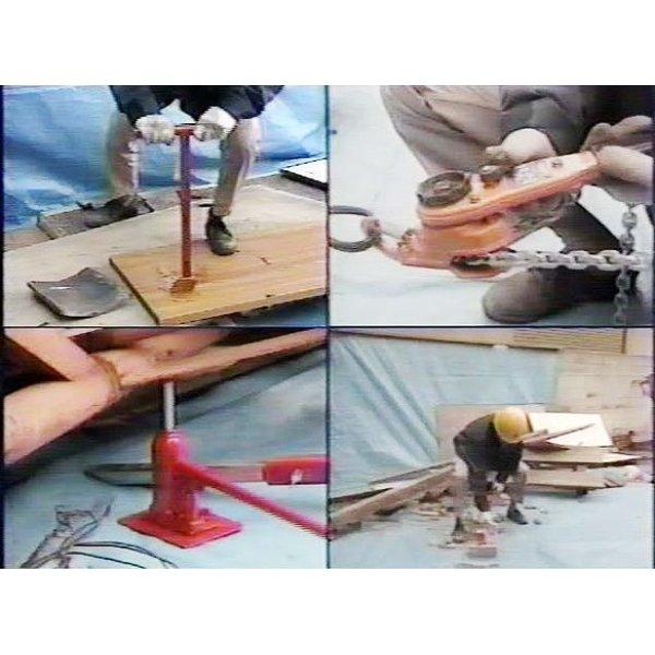 画像1: 災害救助道具セット「新式ニューまとい」