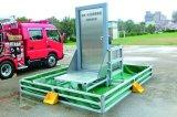 水災害体験装置