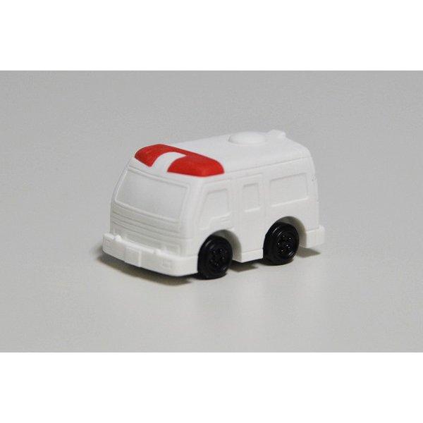 画像2: 消しゴム(消防車・救急車・消 防ヘリ)