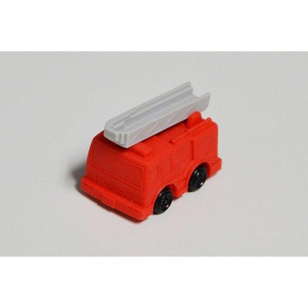 画像4: 消しゴム(消防車・救急車・消 防ヘリ)